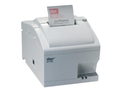 Star Micronics SP712MU USB Impact Printer - Putty w  Tear Bar (US), 37999130, 11303251, Printers - Dot-matrix