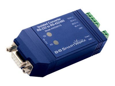 Quatech Converter with DB9 (F) RS-232 Connector, 4WSD9OTB