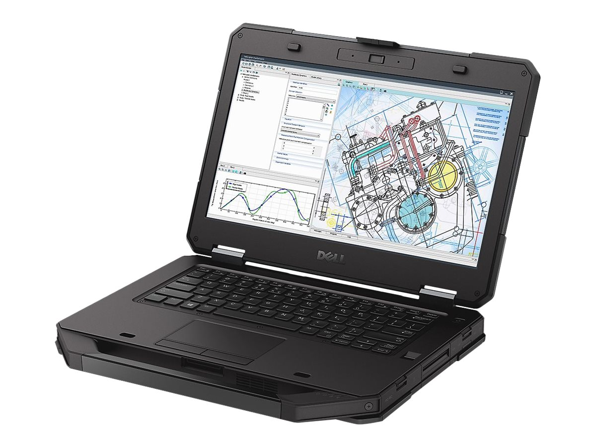 Dell Latitude 14 Rugged 5414 2.4GHz Core i5 14in display, 54J4X