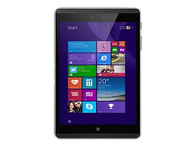 HP Pro Tablet 608 G1 1.44GHz processor Windows 8.1 Pro 64-bit, N6J36UT#ABA