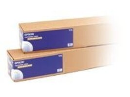 Epson Doubleweight Matte Paper 24 x 82' Roll, S041385, 207197, Paper, Labels & Other Print Media