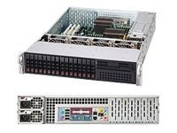 Supermicro Rackmount Chassis, 920W PSU, CSE-219A-R920LPB, 11726190, Cases - Systems/Servers