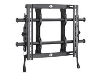 Chief Manufacturing Medium Fusion Micro-Adjustable Tilt Wall Mount for 26-47 Displays, Black
