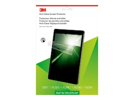 3M Anti-Glare Screen Protector for iPad Air, NVAG830864, 17378270, Glare Filters & Privacy Screens