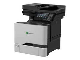 Lexmark CX725de Multifunction Color Laser Printer w  CAC Enablement (TAA Compliant), 40CT012, 32083832, MultiFunction - Laser (color)