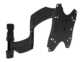 Chief Manufacturing Medium Thinstall Dual Swing Arm Wall Mount, 18 Extension, TS218SU, 13838689, Stands & Mounts - AV