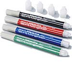 Panasonic Interactive Marker Set for KX-BP800 Electronic Pen Holder (4-Pack, Assorted Colors)