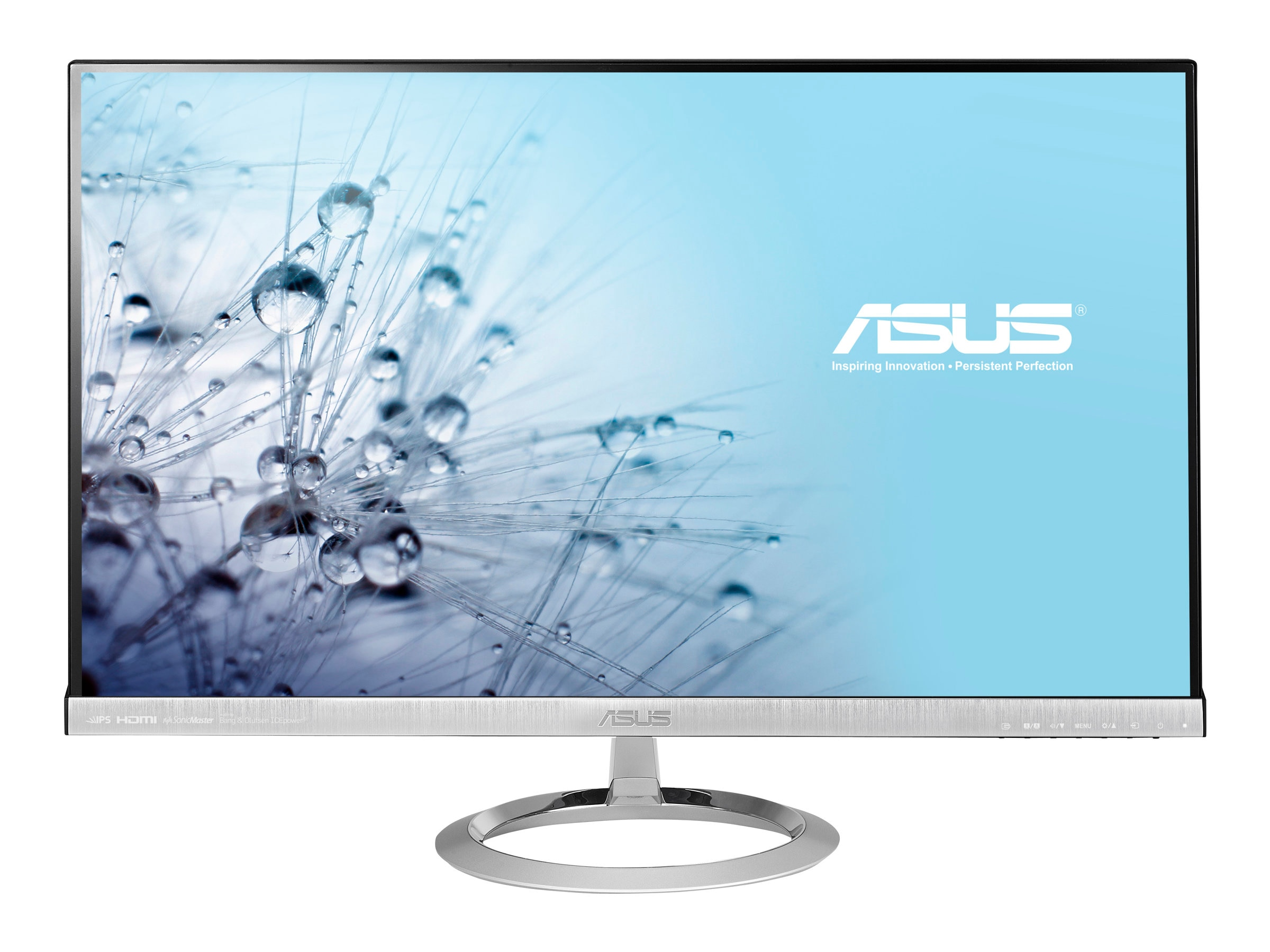 Asus 27 MX279H Full HD LED-LCD Frameless Monitor, MX279H, 15225106, Monitors - LED-LCD