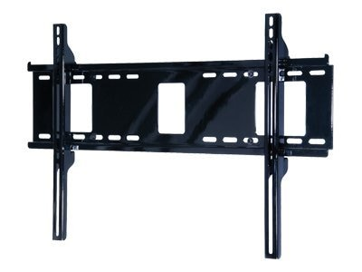Peerless Universal Flat Wall Mount for 39-80 Displays, Black, PF660, 8446322, Stands & Mounts - AV