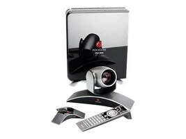 Polycom HDX 6000-720V Video Conferencing Kit with EagleEye View Camera, 7200-23170-001, 11541646, Audio/Video Conference Hardware