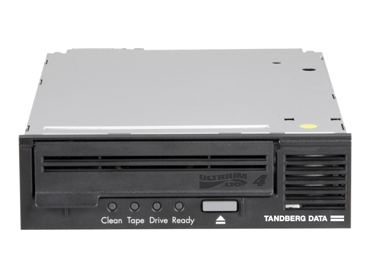 Tandberg Data 800 1600GB LTO-4 Ultrium SAS Internal Half-Height Tape Drive, Bare