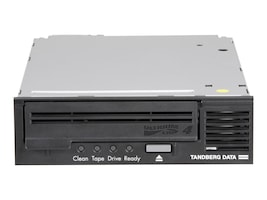 Tandberg Data 800 1600GB LTO-4 Ultrium SAS Internal Half-Height Tape Drive, Bare, 3504-LTO, 8721857, Tape Drives