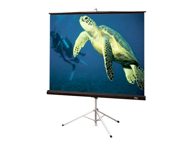 Draper Diplomat Projector Screen, Matte White, 1:1, 70 x 70, 213003, 5897507, Projector Screens