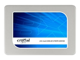Crucial 960GB BX200 2.5 7mm Internal Solid State Drive w  7mm to 9.5mm Spacer & Data Migration Software Key, CT960BX200SSD1, 30810670, Solid State Drives - Internal