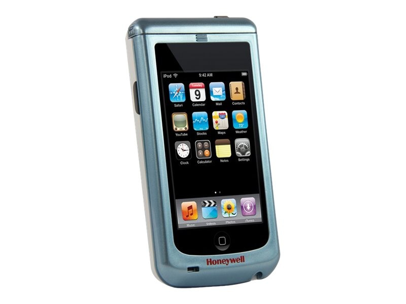 Honeywell Captuvo SL22 Enterprise Sled Enclosure for iPod Touch, SL22-023302-H-K, 18340011, Bar Code Scanners