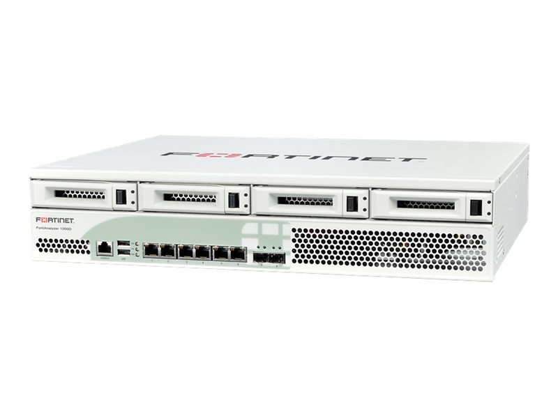 Fortinet FortiAnalyzer-1000D Appliance