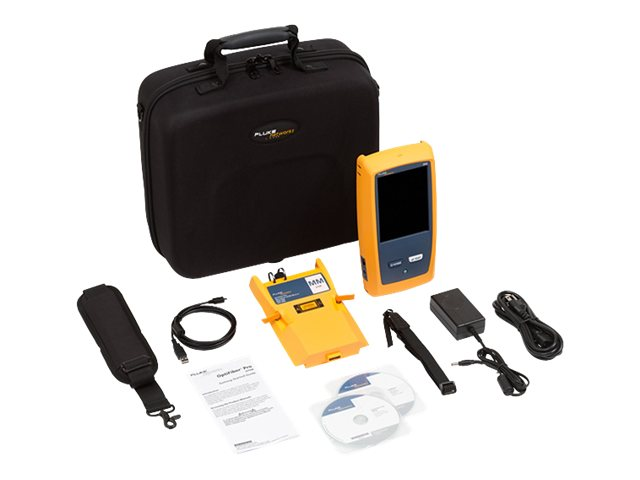 Fluke Bundle OFP-100-M with 1 Year Gold, OFP-100-M/GLD, 13775315, Network Test Equipment