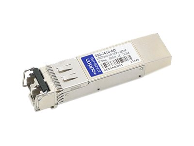 ACP-EP SFP+ 300M SR LC TAA XCVR 10-GIG SR DOM LC Transceiver for Dell, 330-2410-AO