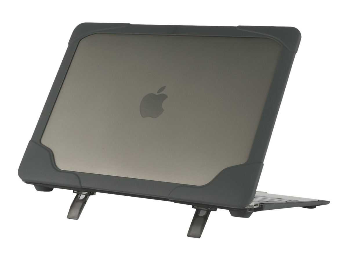 Max Cases Extreme Shell for MacBook, 12, AP-ES-MB-12-GRY