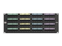 Leviton GigaMax 5e 96-Port Patch Panel, 5G596-U96, 7494701, Patch Panels