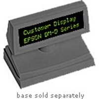 Epson DM-D110-111 Pole Display Dark Gray (Base not Included), B133111, 6313420, POS Pole Displays