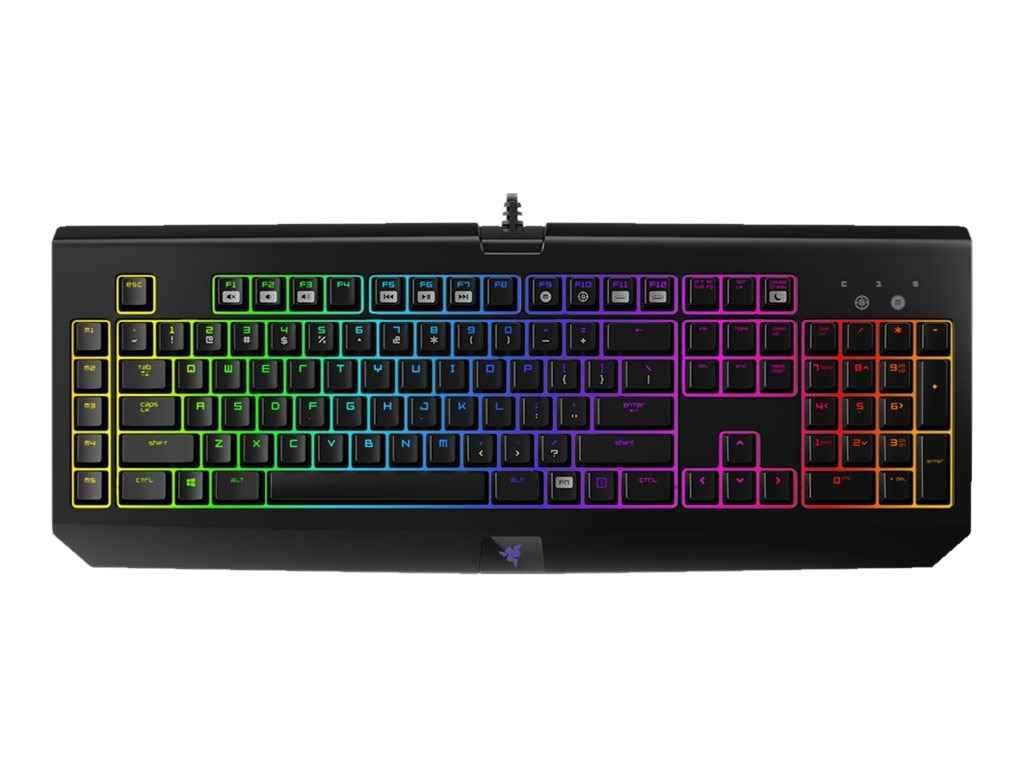 Razer BlackWidow Chroma Gaming Keyboard, RZ03-01220100-R3M1