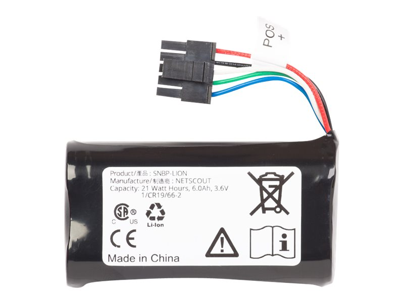 ACKG2-WBP-LION AirCheck G2 Lithium Ion Replacement Battery