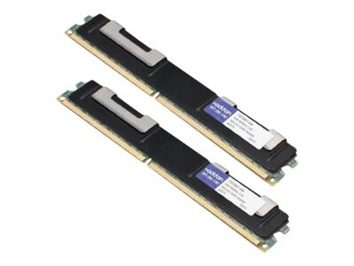 ACP-EP 8GB PC3-10600 240-pin DDR3 SDRAM RDIMM Kit, A02-M308GD5-2-AM