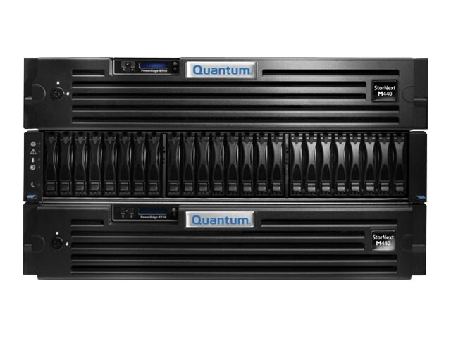 Quantum StorNext M441Q Metadata Appliance (License), BSP4H-C41Q-001A, 15961867, SAN Servers & Arrays