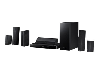 Samsung HT-H6500WM 1000W 5.1 Channel 3D Blu-Ray Home Theatre System, HT-H6500WM/ZA