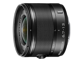 Nikon Nikkor 6.4-13mm f 3.5-5.6 VR Lens, Black, 3329, 15256682, Camera & Camcorder Lenses & Filters