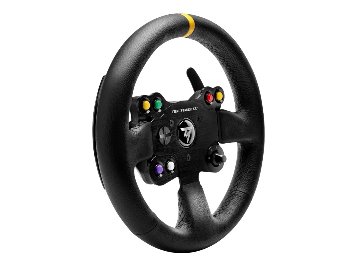 Thrustmaster Leather 28 GT Wheel Add-on, 4060057, 19546329, Computer Gaming Accessories