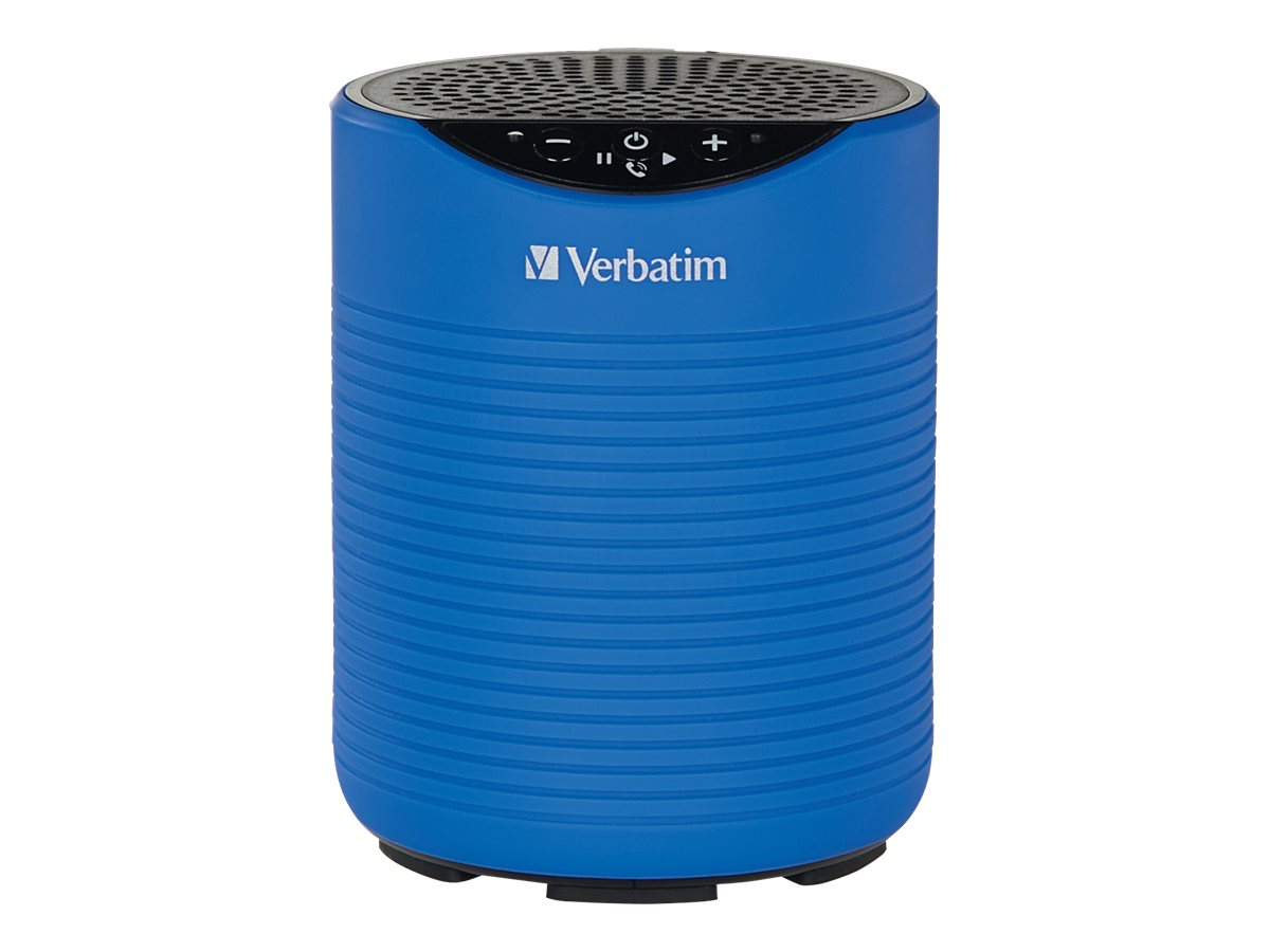 Verbatim Mini Waterproof Bluetooth Speaker, 98592, 30929013, Speakers - PC