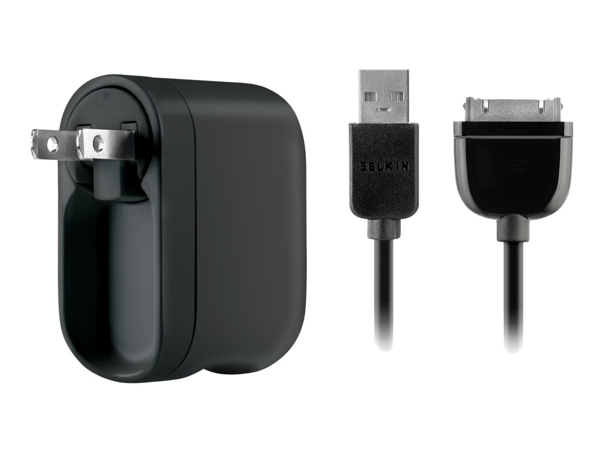 Belkin Rotating Charger for Samsung Galaxy Tab, F8M112TT04