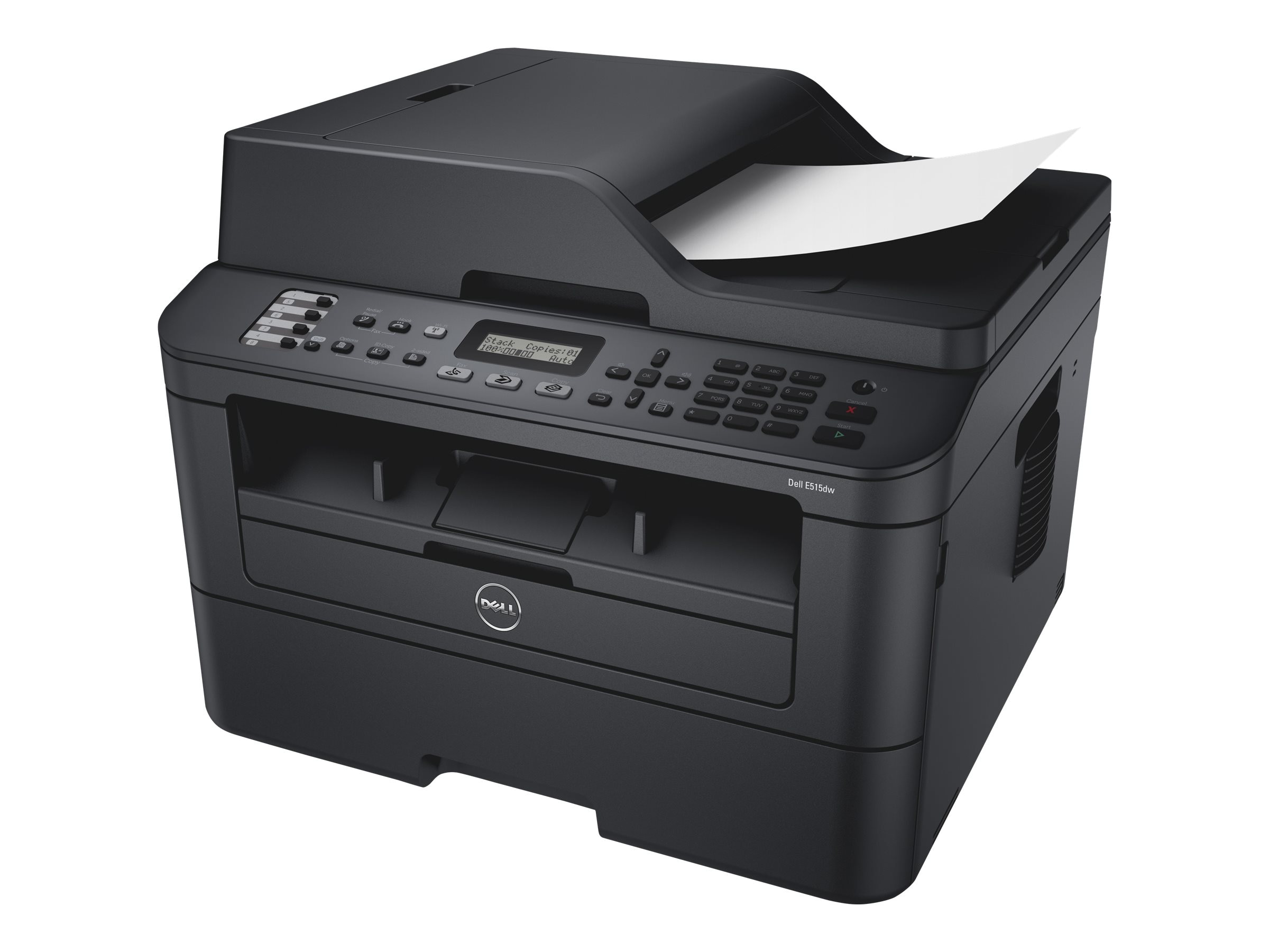 Dell E515dw Black & White Laser Multifunction Printer (210-AEHK), PKGT4, 22247469, MultiFunction - Laser (monochrome)