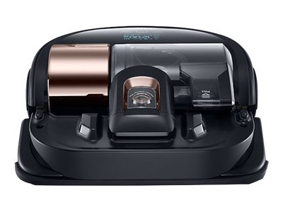 Samsung PowerBot Turbo Cleaning Robot Vacuum, Ebony Copper, VR2AK9350WK/AA