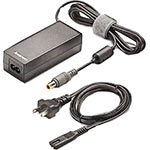Lenovo ThinkPad 65W Ultraportable AC Adapter 2-prong for North America