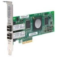 Cisco QLogic Dual Port 4-Gbps Fibre Channel (FC) to PCI Express Host Bus Adapter for UCS C250 M1 Server, N2XX-AQPCI03, 10909816, Host Bus Adapters (HBAs)