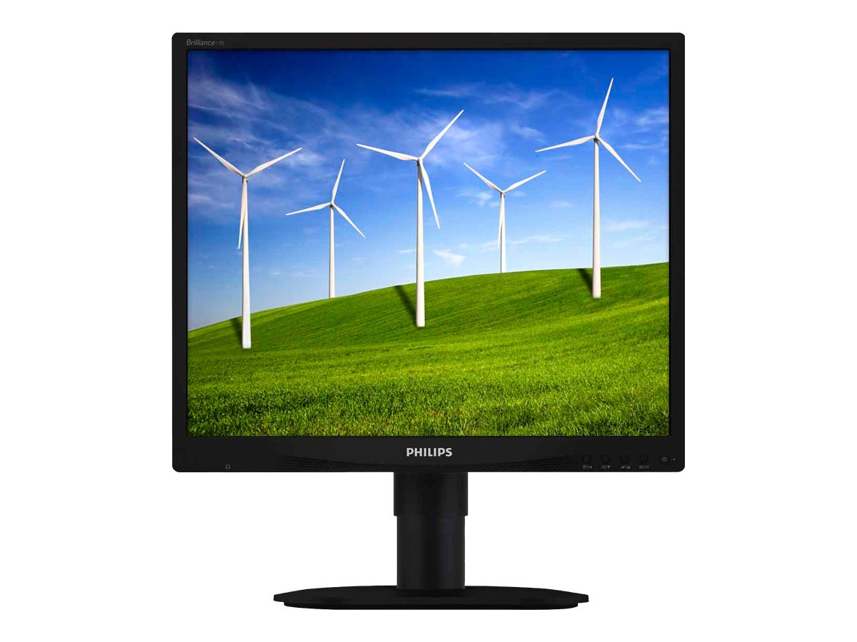 Philips 19 B4LCB5 LED-LCD Monitor, Black, 19B4LCB5/27, 16484484, Monitors - LED-LCD