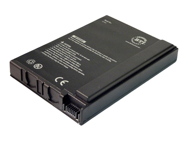 BTI 12-Cell Battery for Gateway Solo 9300 6500358, GT-9300L, 17496621, Batteries - Notebook