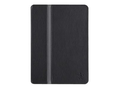 Belkin FormFit Cover for iPad Air, Blacktop, F7N101B1C00