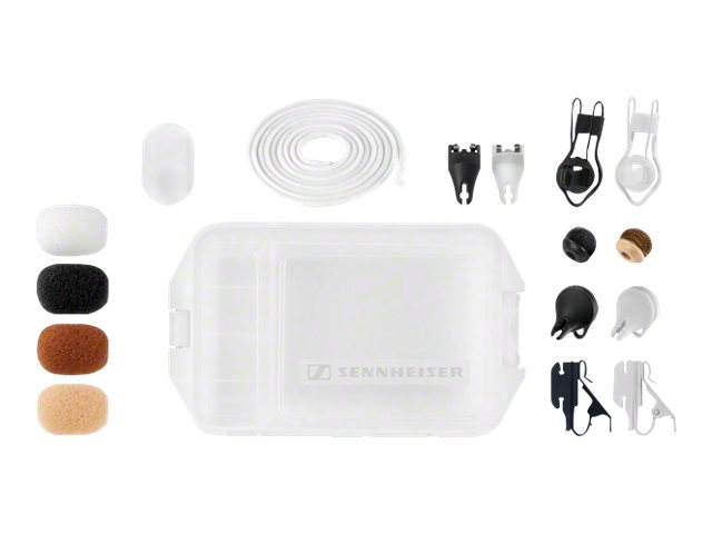 Sennheiser MZ1 Lavalier Accessory Kit, 504060, 16837243, Microphones & Accessories