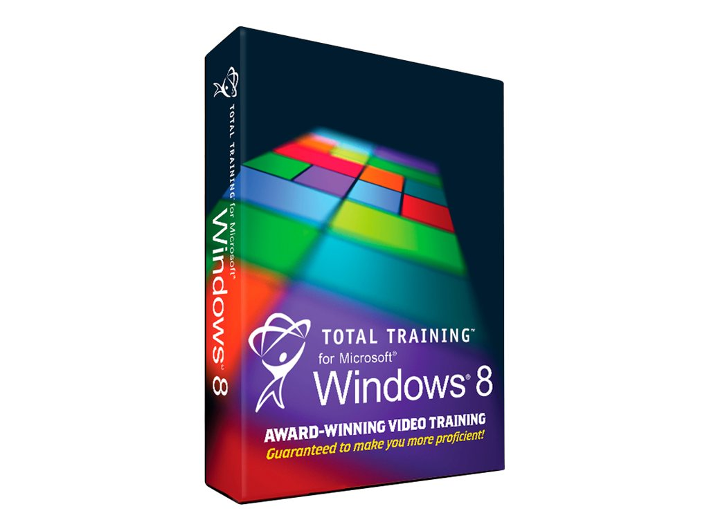 Total Training for Microsoft Windows 8 - 90 Day Subscription Boxed Product, TLTTALL0090, 17838053, Services - Virtual - Training & Education