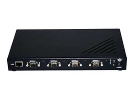 Quatech Device Server, 4 Port, QSE-100D, 7625880, Remote Access Hardware