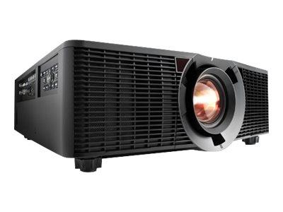 Christie D12HD-H Full HD 1-DLP Projector, 10500 Lumens, Black, 140-010102-01