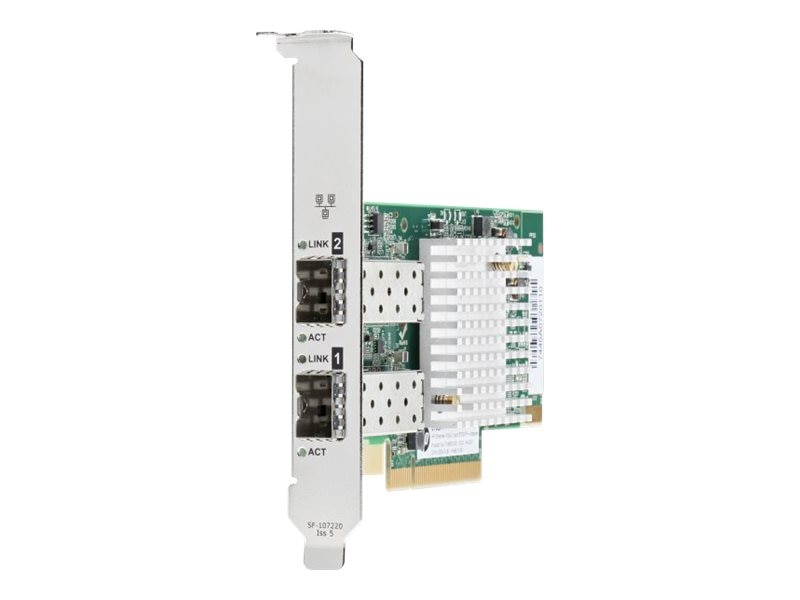 HPE Ethernet 10GB 2P 571SFP+ Adapter, 728987-B21, 16455982, Network Adapters & NICs