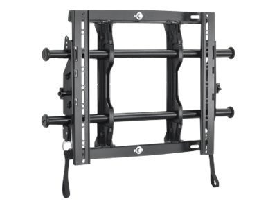 Chief Manufacturing Medium Fusion Micro-Adjustable Tilt Wall Mount for Flat Panels 26-47, Black