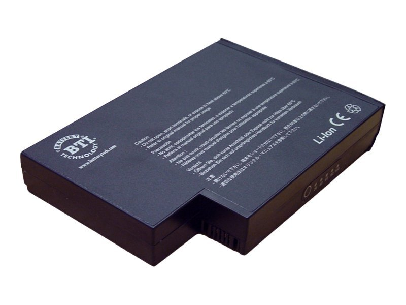 BTI Battery for HP Compaq NX9000 NX9010 Series, HP-NX9000L