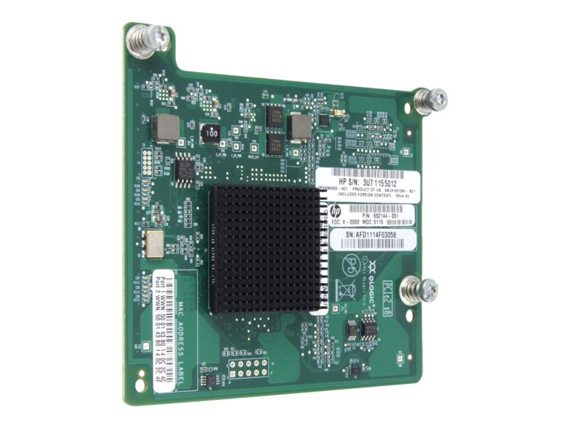 HPE QMH2572 8Gb Fibre Channel Host Bus Adapter, 651281-B21