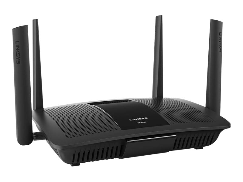 Linksys Max-Stream AC2600 MU-Mimo Smart WiFi Router, EA8500